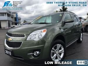 2015 Chevrolet Equinox 2LT  LEATHER,SAFETY PACKAGE,POWER LIFTGAT