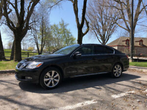 2011 Lexus GS 350 AWD - Excellent Condition
