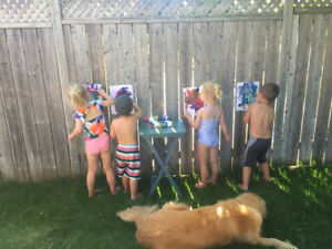 Ancaster Home Daycare. 3 FT/PT Spots open Jan 2019