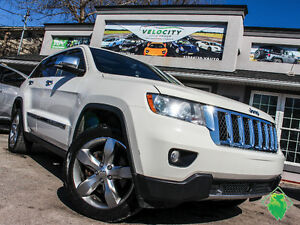 '11 Jeep GrandCherokee OVERLAND+Hemi+4X4+Leather+Roof! $173/Pmts
