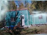 HUNTING CAMP FOR SELL
