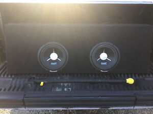 Pioneer subs and Pheonix Gold amp