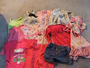 Girls clothes lot 2T,3T,4T Peterborough Peterborough Area image 3