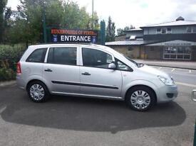 Vauxhall/Opel Zafira 1.6i 16v ( a/c ) Life MPV 5 Door Hatch Back
