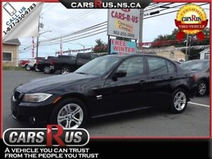2011 BMW 3 Series 328i xDrive.....Includes 4 FREE winter tires!!