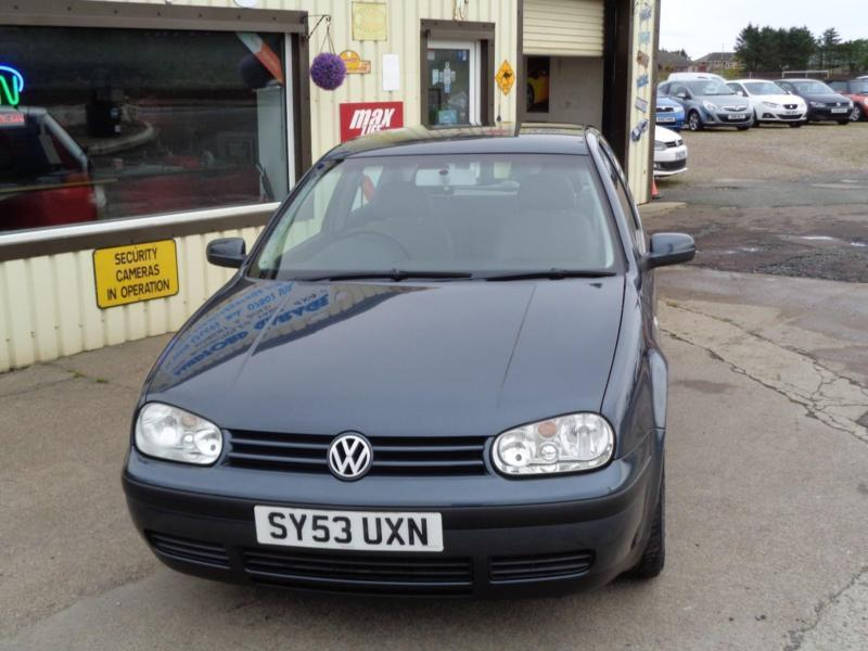 Volkswagen Golf Match 1.4 2003 80K