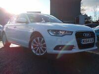 Audi A6 SALOON 2.0 TDI ultra SE 4dr (white) 2014