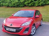 2010 Mazda 3 1.6 Takuya 5dr *** 12 MONTHS MOT - HPI CLEAR - DELIVERY AVAIL *** H