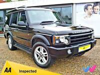 2004 (04) Land Rover Discovery 2.5 Td5 Landmark Edition 7 Seat 5dr
