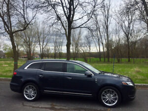 2014 Lincoln MKT eco booster 3.5 4DR Wagon