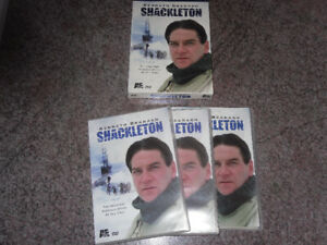 Shackleton series + Downtown Abbey 1-3 - all for $5