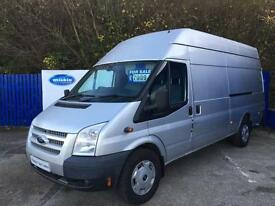 2013 Ford Transit 2.2TDCi ( 155PS ) ( RWD ) 350M High Roof Van 350 MWB Trend Van