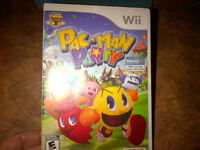 Nintendo Wii Pac Man Party Game