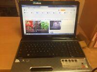 6GB fast Toshiba satellite HD massive 640GB, window7,Microsoft office,kodi installed,ready to use