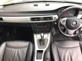 BMW 330 D SE (2006 56 REG) 3.0 TURBO DIESEL AUTOMATIC NEW SHAPE + LEATHER