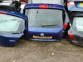 2016 Nissan juke tailgate