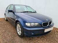 2004 54 BMW 3 SERIES 2.0 318I SE 4D 141 BHP