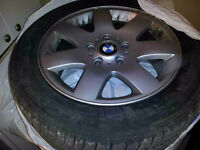 Cooper All season tires on BMW OEM Mags