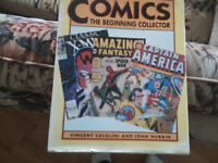 Comics The Beginning Collector Hardcover Book