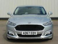 2017 Ford Mondeo 2.0 TDCi ST-Line Powershift (s/s) 5dr Auto