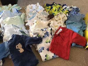 3 month baby boy clothes Cambridge Kitchener Area image 5