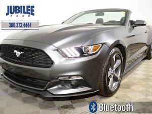 2016 Ford Mustang V6   - Bluetooth -  Track Apps