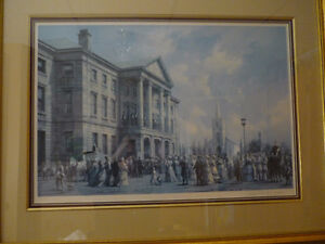 Province House in Charlottetown  P.E.I.
