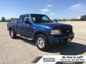 2008 Ford Ranger Sport 4x4 *LOCAL-Low KM*