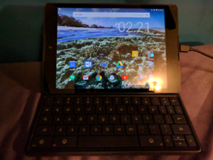 Nexus 9 Tablet with OEM keyboard