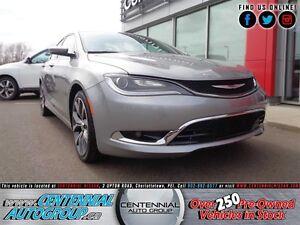 Chrysler 200 4dr Sdn C FWD 2016