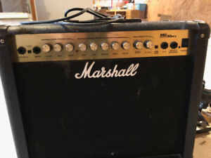 Marshall 30 Watt Amp