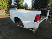 BX-02 Pick-up Truck Bed Ram long dually box