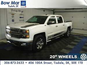 2014 Chevrolet Silverado 1500 LTZ*GFX PACKAGE*HEATED/COOLED SEAT
