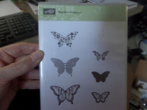 Stampin' Up stamp sets-great condition /specialty ink pads