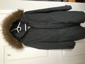 TNA winter jacket, size L