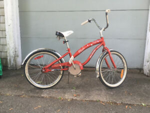 "Kids bike, 20"" wheels"