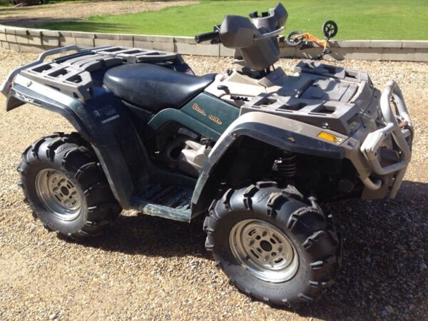 Used 2004 Can-Am 400 HO