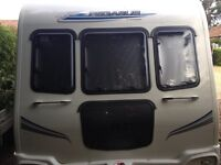 Bailey Pegasus 514 caravan