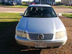 2001 VW jetta GL