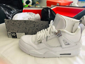 f7c92d76722c Jordan 4 Retro - Pure Money (2017) - Size 10