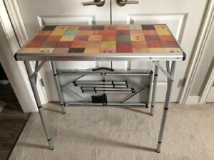 Coleman Folding Picnic / Camping Table