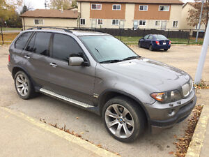 2004 BMW X5 4.8 IS SUV, Crossover