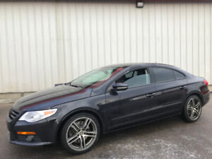 2009 VOLKSWAGEN CC 4MOTION (AWD) SPORT........ CALL 587-937-4110