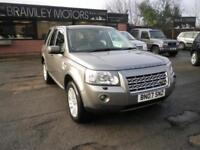 2007 Land Rover Freelander 2 2.2Td4 HSE * EXCELLENT EXAMPLE * FULL HISTORY *