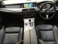 2016 65 BMW 5 SERIES 3.0 530D M SPORT 4D AUTO 255 BHP DIESEL