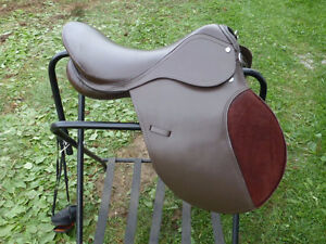 18 IN ENGLISH SADDLE