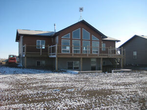Lakefront Home for Sale on Last Mountain (Long) Lake