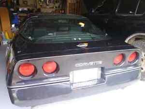 1984 Chevrolet Corvette v8