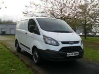 2015/65 FORD TRANSIT CUSTOM 290 ECO-TECH (ONLY 45k MILES) (FSH