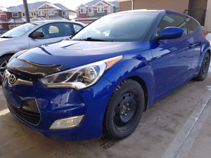 2013 Veloster Tech Package